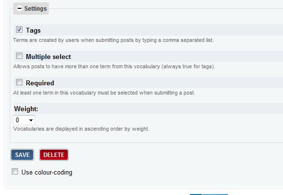 Taxonomy Colour: Drupal Module Development Tutorial (Part Two)